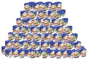 クリスマス サイコロ出た目の数だけプレゼント サンタトイレットペーパー(約30人用)抽選大会 子供会・町内会・小売店用景品に最適