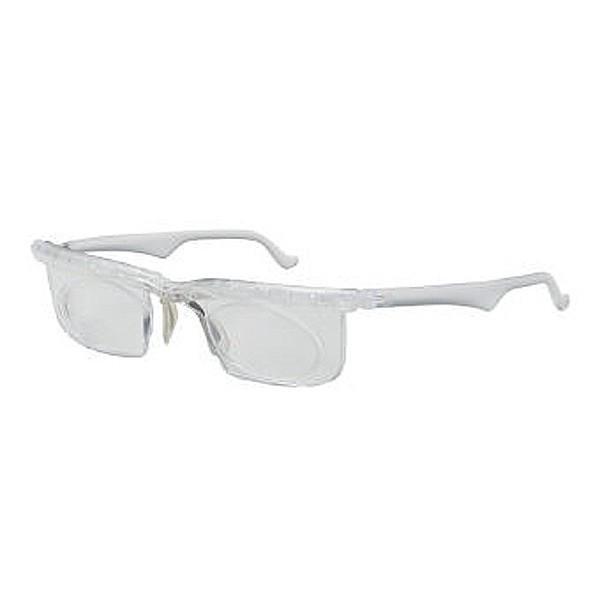 アドレンズ ライフワン クリア 00009642 遠視/近視/老眼全対応の視力補正用眼鏡 母の日