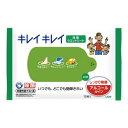 アルコールタイプ ライオン キレイキレイ除菌ウエットシート10枚 (SCYTS) 100個セット販売 日本製 アルコール除菌…