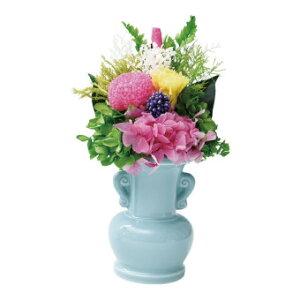 プリザーブドフラワー ご仏壇用お供え花 (E9102-74) 仏花 長くお供えいただけます