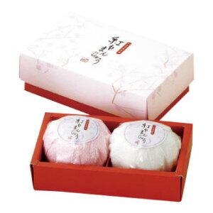 紅白まんじゅうタオル2P (TFG0702802) 12個セット販売 縁起物の「紅白まんじゅう」を再現したタオルセット お祝い事の記念品に