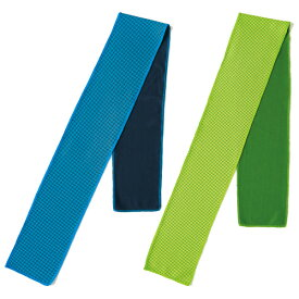 ひんひんやりスカーフ 冷え冷えスカーフ 専用袋付き 100個セット販売
