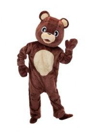 クマ着ぐるみ 熊 くまのベアちゃん 本格的アニマル着ぐるみ イベント販促に
