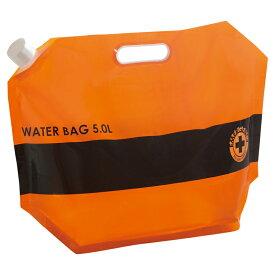 セーフティ防災ウォーターバッグ5L 120個セット販売 防災用 給水バケツ たっぷり容量5Lのウォーターバッグ 最大5L の大容量も嬉しいポイント