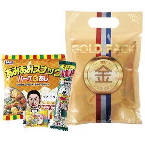 ゴールドお菓子パック 100個セット販売 金メダルのパッケージに入ったお菓子景品 運動会・スポーツ大会などでお子様が喜ぶご褒美お菓子