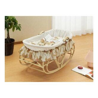 goldstar  라쿠텐 일본: 요람 아기 침대 등나무 ヨーランベビー ...