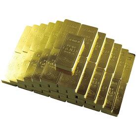 ゴージャスゴールドバーメモ 120個セット販売 金の延べ棒型メモ帳 文具販促品