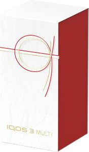 【IS−014】新品・未開封【国内正規品】【限定カラー・数量限定】アイコス 3 マルチ MULTI iQos 3 祝賀モデル 本体キット 電子タバコ