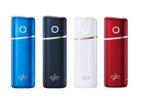 【開封未使用品】glo nano グロー ナノ ブルー ネイビー ホワイト レッド スターターキット 電子タバコ 本体※製品登録不可商品です。