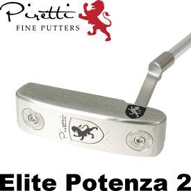 Piretti ピレッティ エリート ポテンザ 2 パター (Elite Potenza 2) 355g-375g ウェイト調整可能モデル