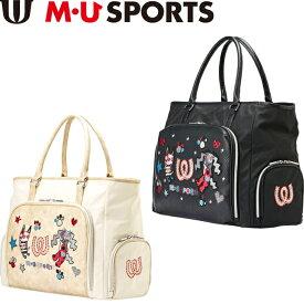 M・U SPORTS MUスポーツ 703P1202 ボストンバッグ