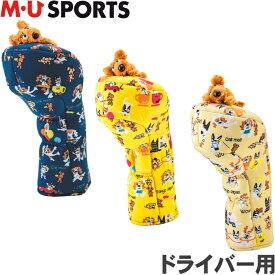 M・U SPORTS MUスポーツ 703P6506 ドライバー用ヘッドカバー
