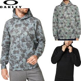 OAKLEY オークリー Enhance QD Fleece Hoody 9.7 メンズ フリース パーカー 472587 【日本正規品/2019秋冬モデル】