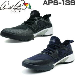 ARNOLD PALMER アーノルドパーマー メンズ スパイクレス ゴルフシューズ APS-139