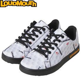 Loudmouth ラウドマウス LM-GS0002 スパイクレス ゴルフシューズ Big Golf Ball(183)【メンズ/レディース】