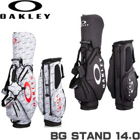 OAKLEY オークリー BG STAND 14.0 スタンド キャディバッグ 9.5型 FOS900199