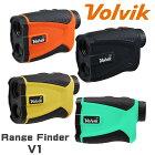 Volvik Range Finder V1 ボルビック レンジファインダー V1 レーザー距離計 (ゴルフ用レーザー距離計測器)