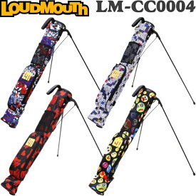Loudmouth ラウドマウス LM-CC0004 セルフスタンド クラブケース