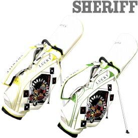 SHERIFF シェリフ SLK-002 ラッキーシリーズ 2点式スタンドバッグ