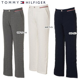TOMMY HILFIGER GOLF THMA793トミーヒルフィガーゴルフ メンズ中綿キルトパンツ
