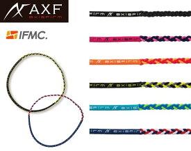 AXF axisfirm(アクセフ)218452IFMC.(イフミック)カラーバンド(ロゴ)ネックレス