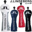 J.LINDEBERG JL-418Fジェイ リンドバーグ ゴルフ ヘッドカバーフェアウェイウッド用