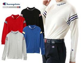 Champion GOLFCW-QG407チャンピオンゴルフ レディースハイネックロングスリーブTシャツ