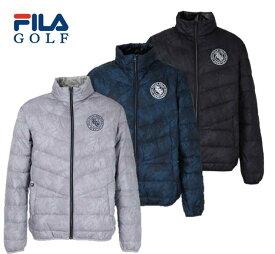 FILA GOLF 789-202フィラゴルフ メンズライトダウンブルゾン