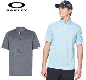 OAKLEY GOLFFOA400517オークリー メンズGravity Short Sleeve Polo 2.0