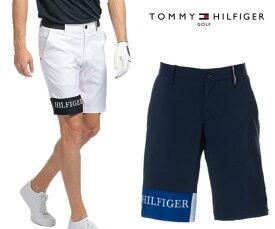 TOMMY HILFIGER GOLFTHMA028トミーヒルフィガー ゴルフ メンズカラーブロックショーツ