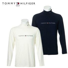 TOMMY HILFIGER GOLFTHMA072トミーヒルフィガー ゴルフ メンズTH LG HIGH-NECK 長袖シャツ