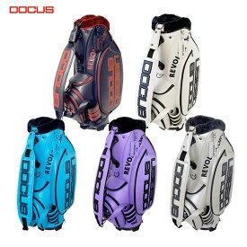 (二次出荷分)ドゥーカス DCC756 キャディバッグ メンズ ゴルフ 10型 大容量 大型 かっこいい オシャレ クール 大人 DOCUS REVOLUTION Golf Bag コアーズ楽天市場店
