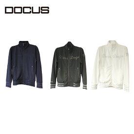ドゥーカス 春夏 スウェット ジャケット メンズ ウェア アパレル 大人 かっこいい DOCUS dcm21s008 DC SWEAT JACKET コアーズ楽天市場