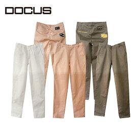 ドゥーカス 春夏 ロングパンツ メンズ ウェア アパレル 大人 かっこいい DOCUS dcm21s011 CHENILLE LONG PANTS コアーズ楽天市場