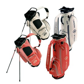 ドゥーカス スタンドキャディバッグ DOCUS Stylish Stand Bag スタイリッシュ スタンド バッグ メンズ ゴルフ 9型 DCC751 かっこいい オシャレ クール 大人 コアーズ楽天市場店