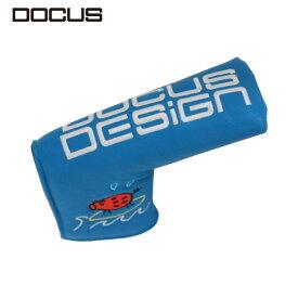 限定 パターカバー ドゥーカス 限定モデル 波乗りウリ坊 ピンタイプ Putter Cover 【DOCUS】 あす楽