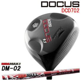 ドゥーカス DOCUS メンズゴルフクラブ DCD702 ドライバー OLYMPIC DERAMAX DM-02