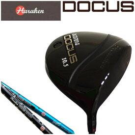 ドゥーカス DOCUS メンズゴルフクラブ DCD703G BLACK ドライバー DOCUS Slugger