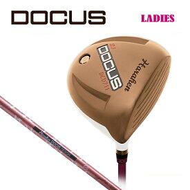 ドゥーカス DOCUS レディース ゴルフ クラブ DCD711 WINGED-D Long Bow LADY シャフト装着モデル ドライバー あす楽 コアーズ楽天市場店