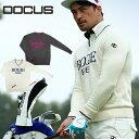 (クリアランス)ドゥーカス DOCUS Vネック セーター BOGIE FREE メンズ レディース ゴルフ ウェア DCM18A001 あす楽