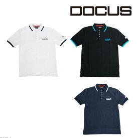 (クリアランス)ドゥーカス DDスムース ポロシャツ メンズ 大人 クール かっこいい おしゃれ 春夏 ゴルフ ウェア ポロ シャツ DOCUS DCM18S003 コアーズ楽天市場店 あす楽