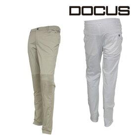 (クリアランス)ドゥーカス DOCUS メンズゴルフウェア ライダース ストレッチパンツ DCM18S004 あす楽