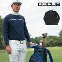 ドゥーカス DOCUS ハイネックプルオーバー メンズ ゴルフ ウェア 洋服 大人 かっこいい クール High Neck Pullover DC…