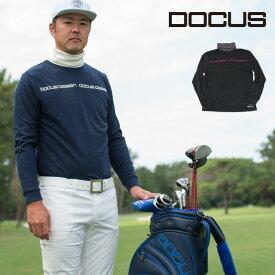 ドゥーカス DOCUS ハイネックプルオーバー メンズ ゴルフ ウェア High Neck Pullover DCM19A003 ユナイテッドコアーズ
