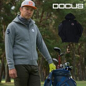 ドゥーカス クラシックパーカー メンズ 秋冬 ゴルフウェア 大人 かっこいい クール DOCUS Classic Parker DCM19A005 コアーズ楽天市場店 あす楽 rss-21sep
