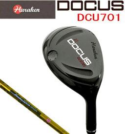 ドゥーカス DOCUS メンズゴルフクラブ ユーティリティ DCU701 UT Longbow For UT