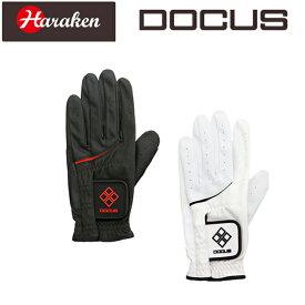 ドゥーカス DOCUS ゴルフ グローブ Glove ブラック×レッド,ホワイト×ブラック DCGL-TOUR 701 あす楽