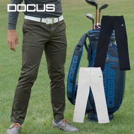 ドゥーカス DOCUS ストレッチ パンツ メンズ ゴルフ ウェア DCM19A007 あす楽 コアーズ楽天市場店 rss-21sep