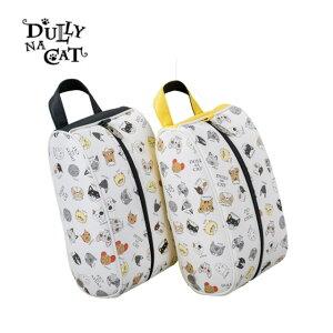ダリーナキャット DULLY NA CAT メンズ レディース ゴルフ シューズケース シューズバック Shoesbag 靴入れ GOLF BAG DN-SB02 コアーズ楽天市場店 取り寄せ
