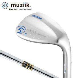 ムジーク Muziik メンズゴルフクラブ On The Screw Fifties WEDGE ウェッジ 【オンザスクリューフィフティーズ】 DG S200/NS950
